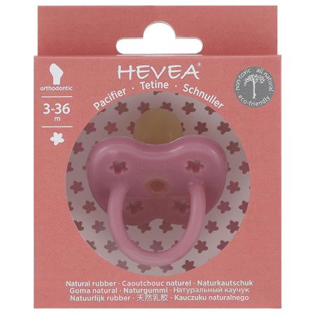 Immagine di Hevea® Ciuccio ortodontico in caucciu Watermelon FIORI