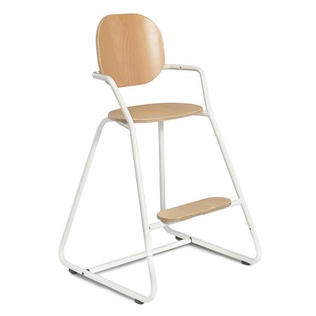 Immagine di Charlie Crane® Visok stolček za hranjenje TIBU Tod White