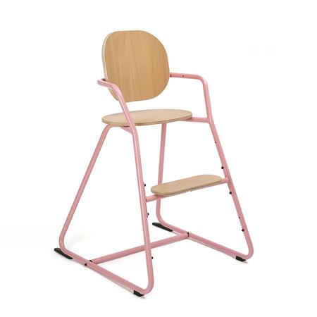 Immagine di Charlie Crane® Visok stolček za hranjenje TIBU Tod Pink