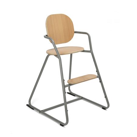 Immagine di Charlie Crane® Visok stolček za hranjenje TIBU Grey