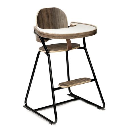 Charlie Crane® Tavolino per il seggiolone TIBU Black Edition