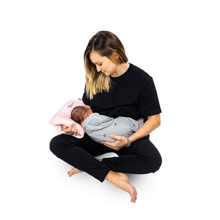 Immagine di Koala Babycare®  Cuscino allattamento Koala Perfect Head Rosa