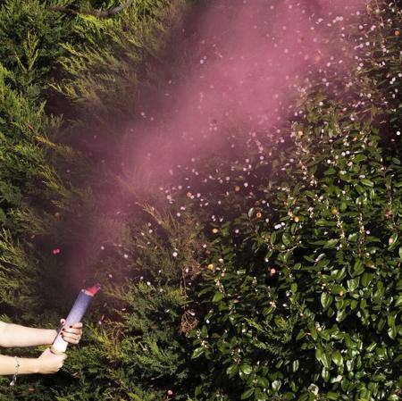 Immagine di Ginger Ray®  Spara coriandoli Pink Smoke