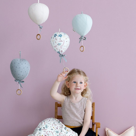 CamCam® Giostrina musicale Balloon Dandelion Natural
