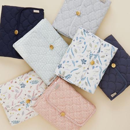 CamCam® Fasciatoio portatile Soft Rose