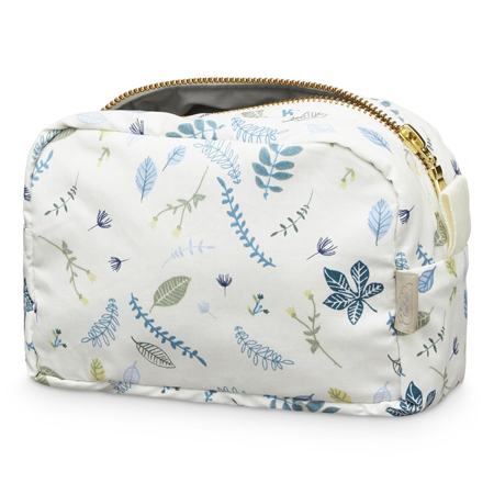 Immagine di CamCam® Make up case Pressed Leaves Blue