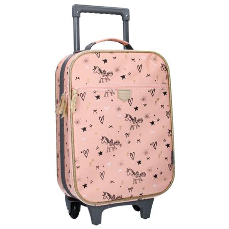 Immagine di Kidzroom® Trolley per bambini Fearless Pink