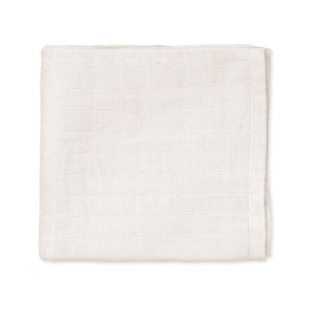 CamCam® Set di pannolini tetra Creme White 70x70