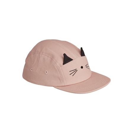Immagine di Liewood® Rory cappellino con visiera Cat Rose 1-2