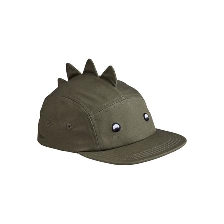 Immagine di Liewood® Rory cappellino con visiera Faune Green 6-12 M