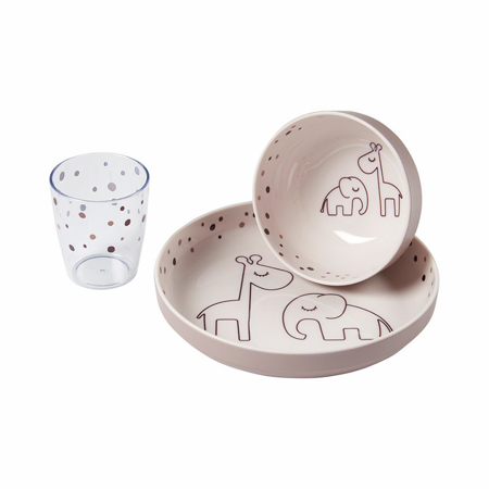 Immagine di Done by Deer® Yummy Set pappa Dreamy dots Powder