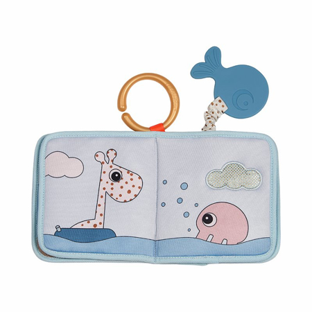 Immagine di Done by Deer® Libretto da bagno Sea friends