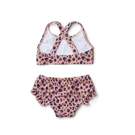 Immagine di Liewood® Bikini bambini Juliet Mini Leo/Coral Blush