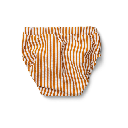 Immagine di Liewood®Costume da bagno bambini Frej Stripe Mustard