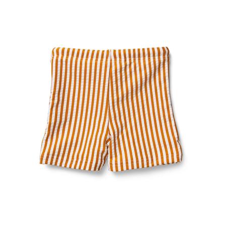 Immagine di Liewood® Costume da bagno bambini Otto Stripe Mustard