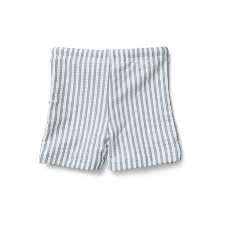 Immagine di Liewood® Costume da bagno bambini Otto Stripe Sea Blue