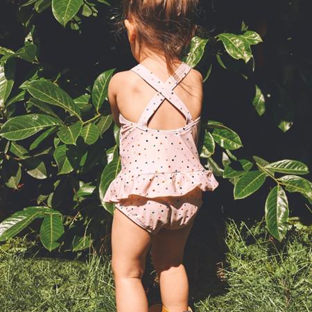 Immagine di Liewood® Costume da bagno intero bambini Amara Confetti Yellow Mellow