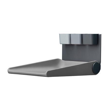 Immagine di Leander® Fasciatoio da parete Wally ™ Dusty Grey