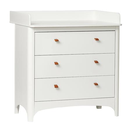 Immagine di Leander® Fasciatoio per cassettiera Classic White