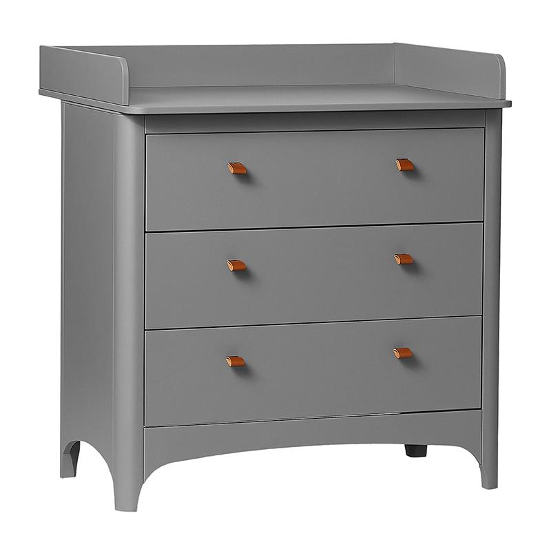 Immagine di Leander® Fasciatoio per cassettiera Classic Grey