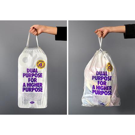 Violeta® Eco carta igienica Dual Purpose 16/1 3SL