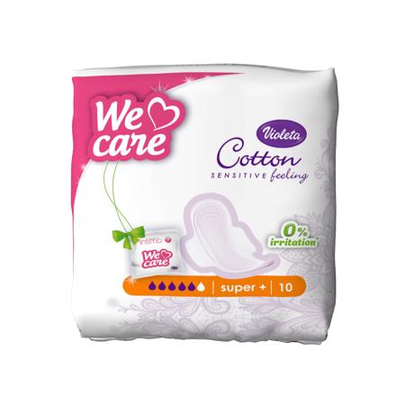 Violeta® Lady assorbenti ultra sotili Cotton Super 10/1