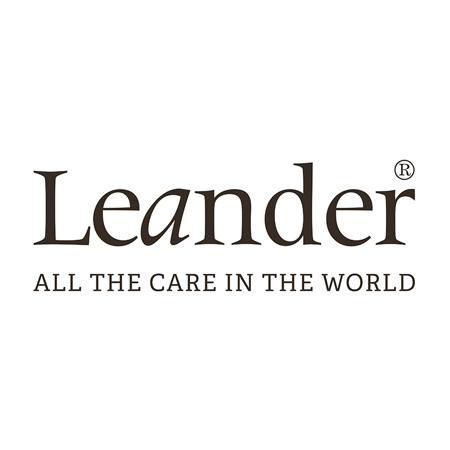 Immagine di Leander® Scrivania Luna™ White/Oak