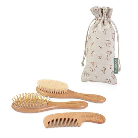 Immagine di Miniland® Set per la cura dei capelli bambini Bunny