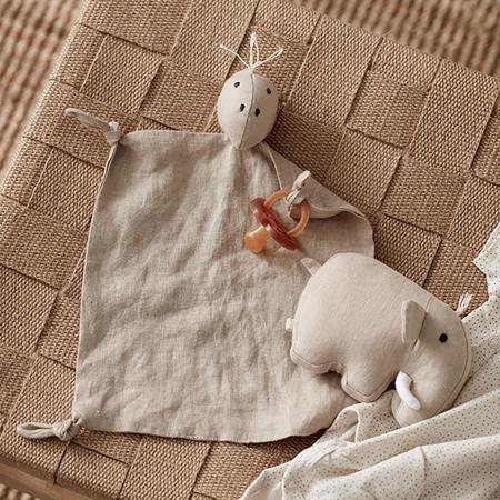 Immagine di Kids Concept®  Doudou Dino Beige