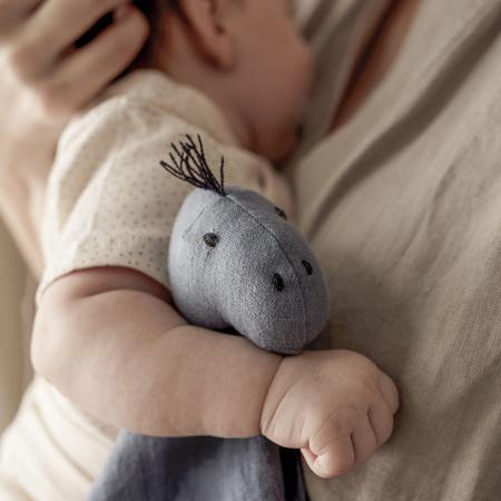 Immagine di Kids Concept® Doudou Dino Blue