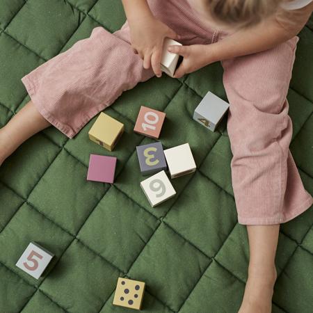 Immagine di Kids Concept® Tappeto gioco Green