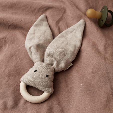 Immagine di Kids Concept® Massaggiagengive Coniglio Beige