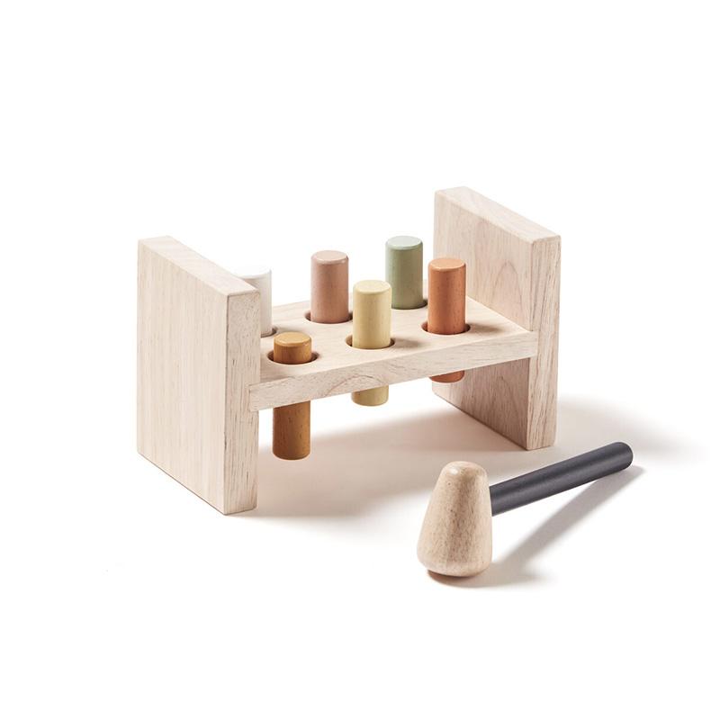 Immagine di Kids Concept® Gioco in legno con martello Neo