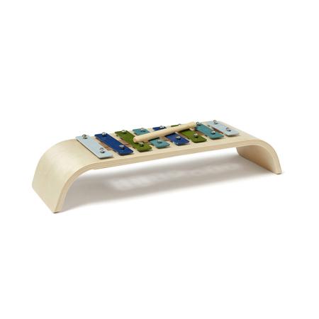Kids Concept®  Xilofono in legno Blue