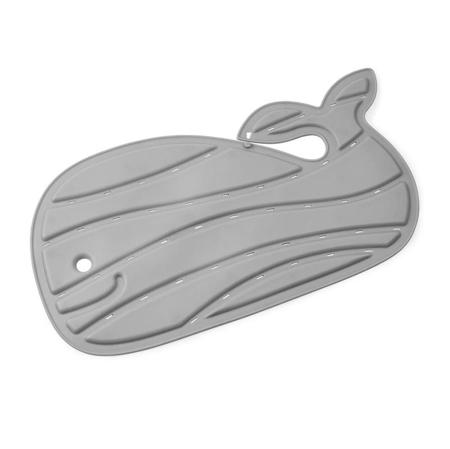 Immagine di Skip Hop®  Tappeto antiscivolo bagno Moby balena grigio