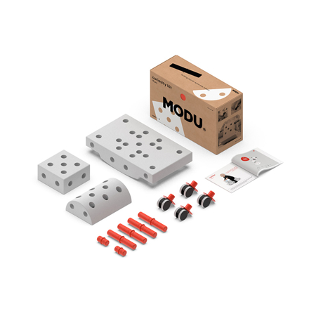 Immagine di Modu® Curiosity Set Red