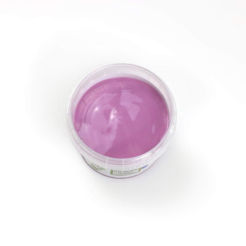 Immagine di Neogrün® Colore a dita 120g Pink