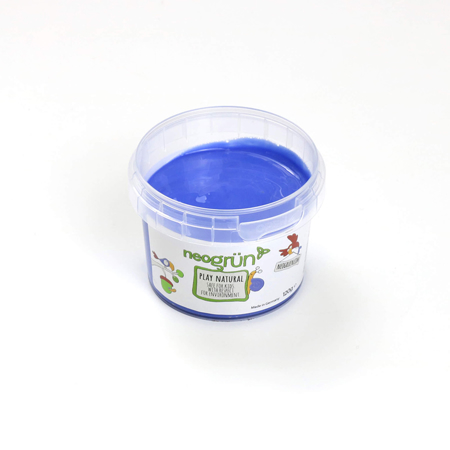 Immagine di Neogrün® Colore a dita 120g Blue