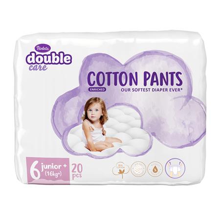 Immagine di Violeta® Pannolini la Mutandina Cotton 6 Junior+ (16kg+) 20