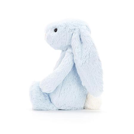 Immagine di Jellycat® Peluche coniglio Bashful Blue Large 36cm