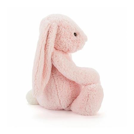 Immagine di Jellycat® Peluche coniglio Bashful Pink Huge 51cm