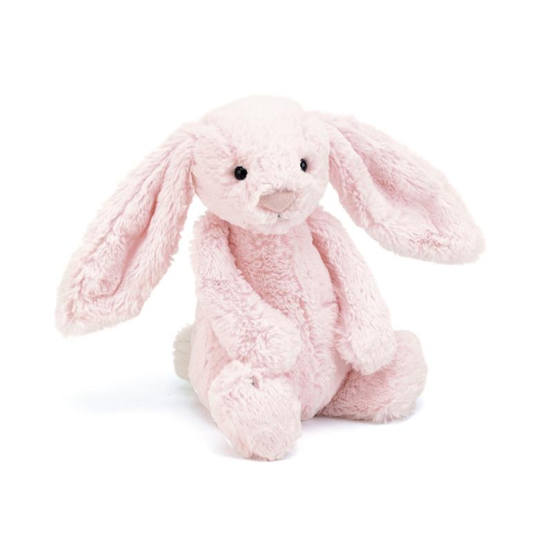 Immagine di Jellycat® Peluche coniglio Bashful Pink Medium 31cm