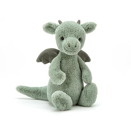 Jellycat® Peluche Bashful Dragon Small 18cm