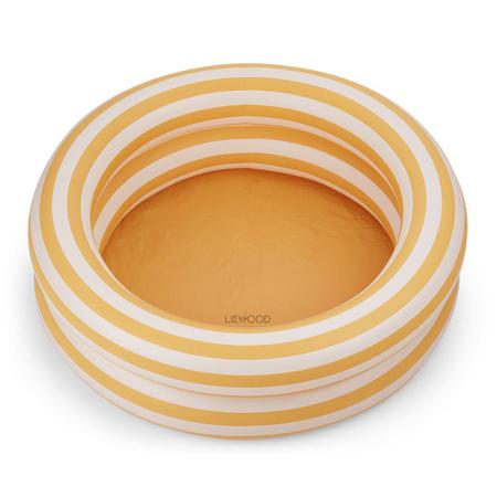 Immagine di Liewood® Piscina per bambini Leonore Stripe Yellow Mellow/Creme