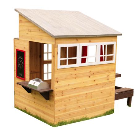 KidKratft® Casetta da giardino per bambini