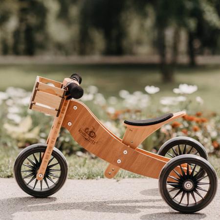 Immagine di Kinderfeets® Container di legno per bici senza pedali