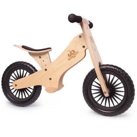 Immagine di Kinderfeets® Bici senza pedali legno Retro Natural