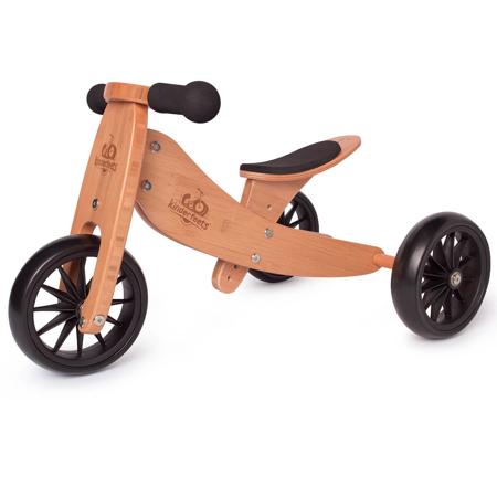 Immagine di Kinderfeets® Bici senza pedali legno Tiny Tot 2in1 Bamboo