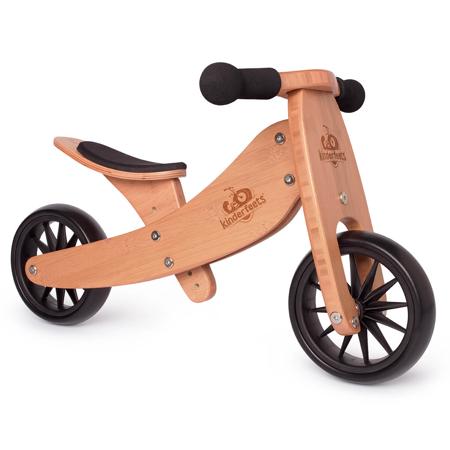 Kinderfeets® Bici senza pedali legno Tiny Tot 2in1 Bamboo