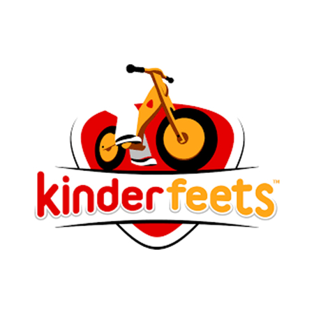 Immagine di Kinderfeets® Casco per bambini Matte Black (18+m)